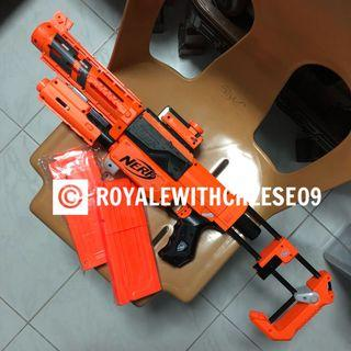 Nerf Gear Up Recon plus 2 mags