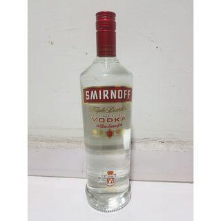 SMIRNOFF RED 1Litre