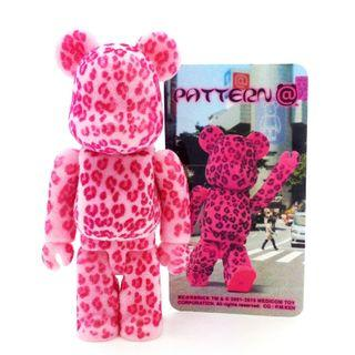 Bearbrick Series 30 S30 - Pattern Pink Leopard Basic Bearbrick 100% Collectible Figure Medicom 7.29%