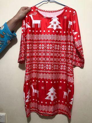 聖誕花衫free size