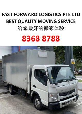 Van & Lorry mover logistic services