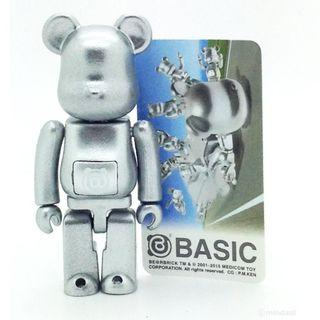 S30 - Basic Letter R Bearbrick 100% Collectible Figure Medicom Brand new and sealed, with card