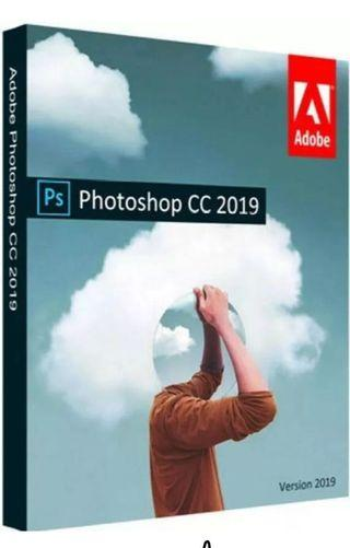 """""""信心保證"""" Adobe Photoshop CC 2019/ Illustrator / Premiere Pro (Windows + Mac) (include Installation)"""
