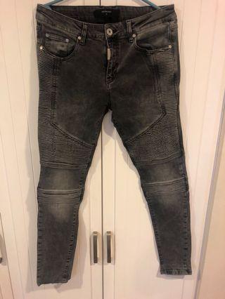 🚚 Represent Biker Jeans