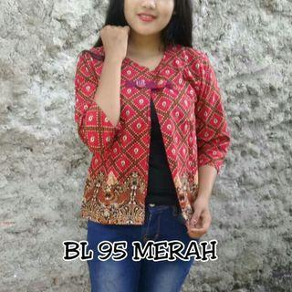 Outer batik #BAPAU