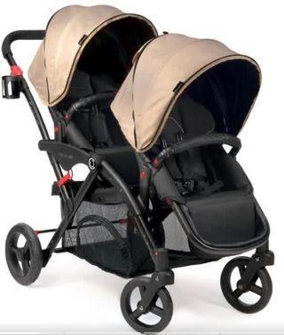 Tandem Stroller Contours Option Elite