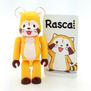 S30 - Cute Rascal Yellow Basic Bearbrick 100% Collectible Figure Medicom 8.33% Brand new and sealed, with card