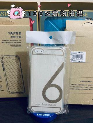 🚚 【3C配件出清】iPhone6/6s 4.7吋 iPhone6 Plus/6s Plus 5.5吋 氣囊殼/防撞防摔殼