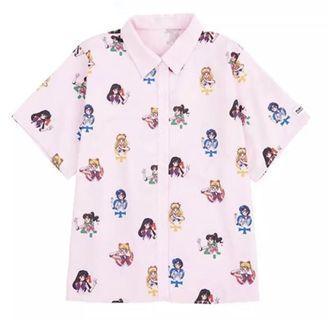 Brand new sailor moon shirt