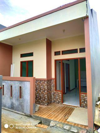 Dijual rumah progress cluster minimalis daerah pondok kacang graha raya Ciledug