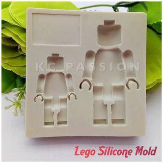 🎂 LEGO SILICONE MOLD