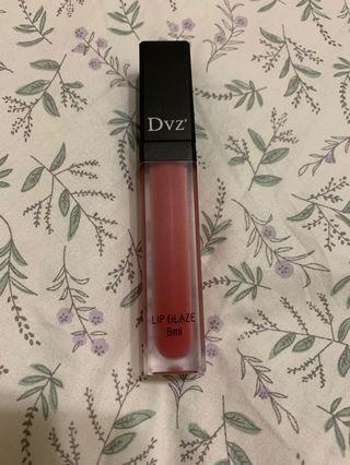 DVZ's朵色玫瑰豆沙色唇彩