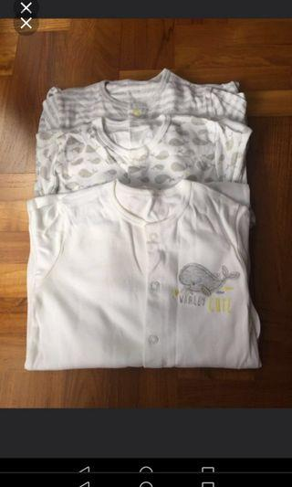 BN mothercare 24 to 36months sleepsuit