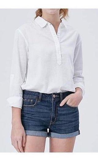 🎊全新 商品🎊 NET 反摺造型牛仔褲(女) 38號(Size)