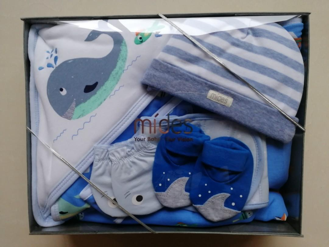 🈹 [全新   brand new] mídes 5合1 禮盒   mídes 5-in-1 gift set
