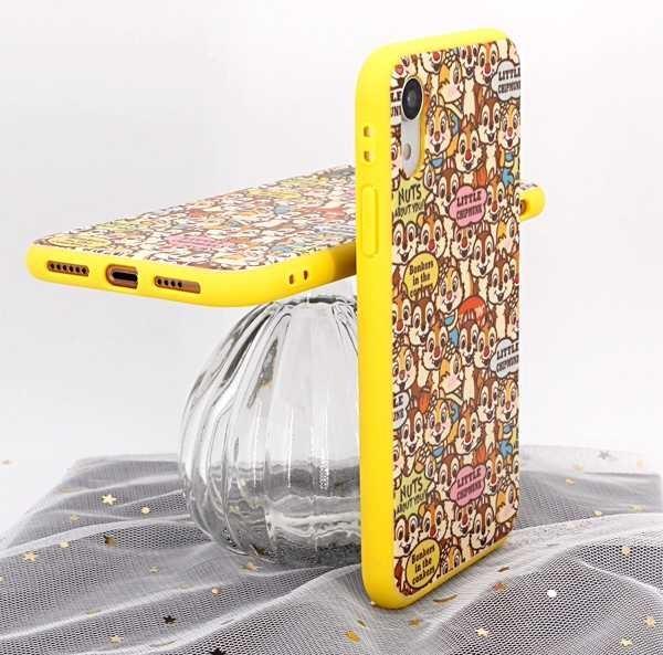 Disney 迪士尼 大鼻與鋼牙 Chip and Dale iPhone 殼 手機殼 #MTRkt