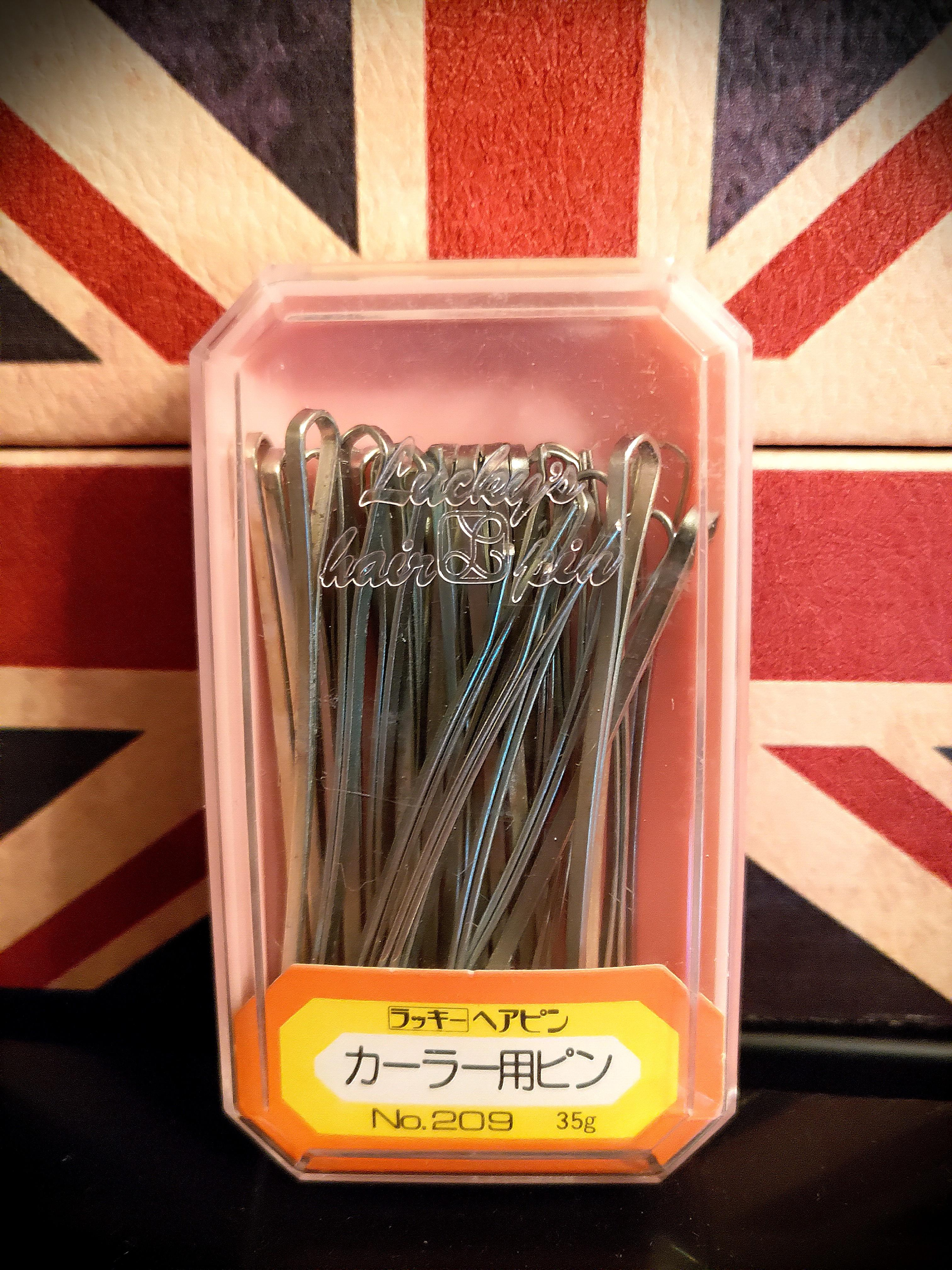 幾十年歷史日本制未開髮夾 More than thirty years Made in Japan hair clips