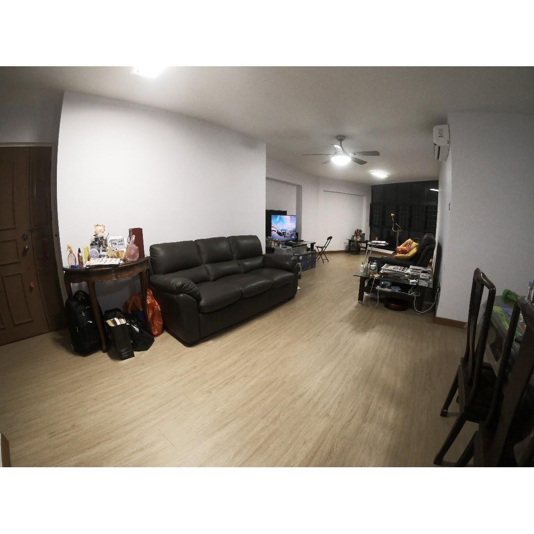 ★ Fully-Renovated 5-Room Premium Apartment Unit for Rent! ★