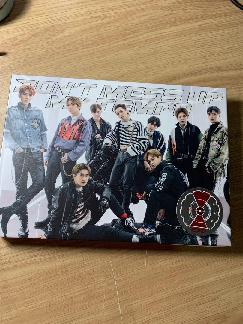 Album Tempo Exo