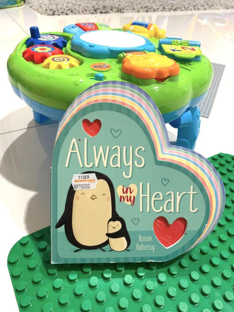 Always in my heart ( import books)