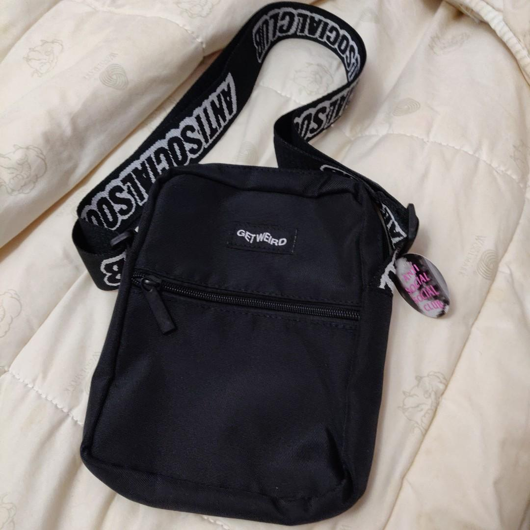 ASSC Black Side Bag #MTRmk