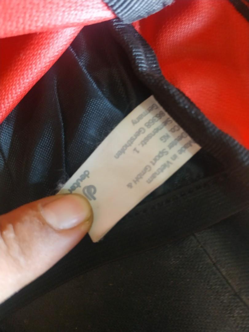 Back pack deuter tas bag sling bag tas slempang adidas nike dicmies