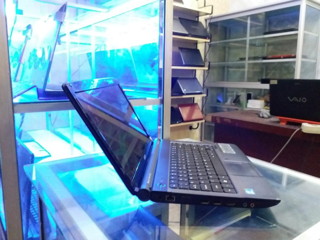 #BAPAU Acer 4740 intel core i3/Ram 2GB/Hdd 320GB Bergaransi