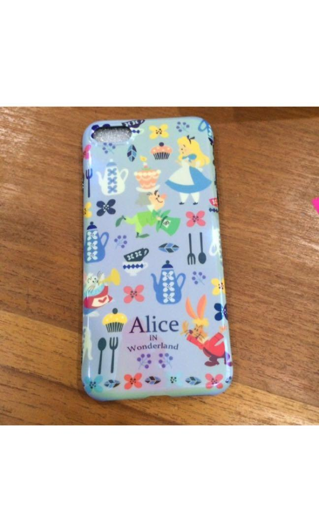 #BAPAU Case Blue Alice Iphone 7