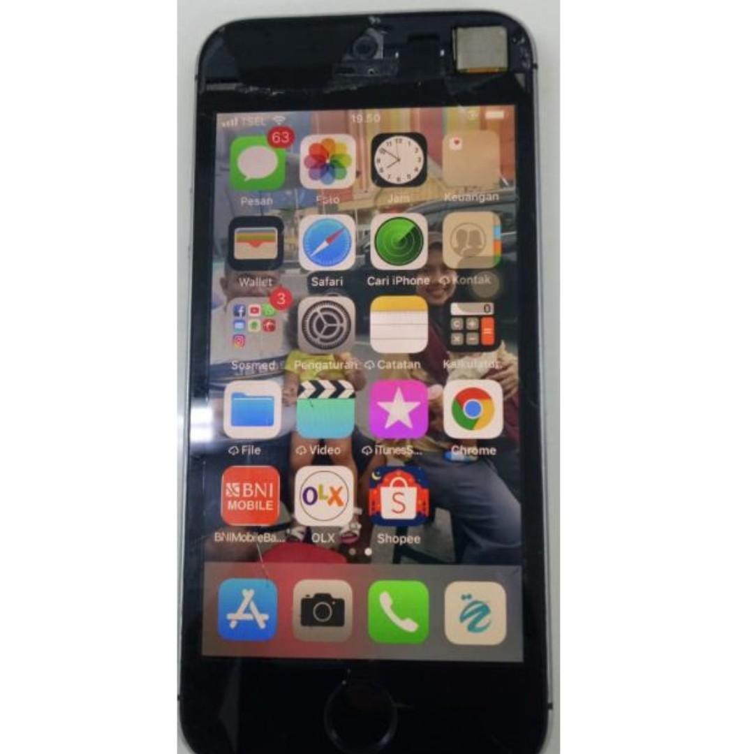 #BAPAU HP IPHONE 5S