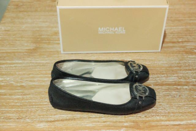 #BAPAU preloved Michael Kors Shoes fulton moc
