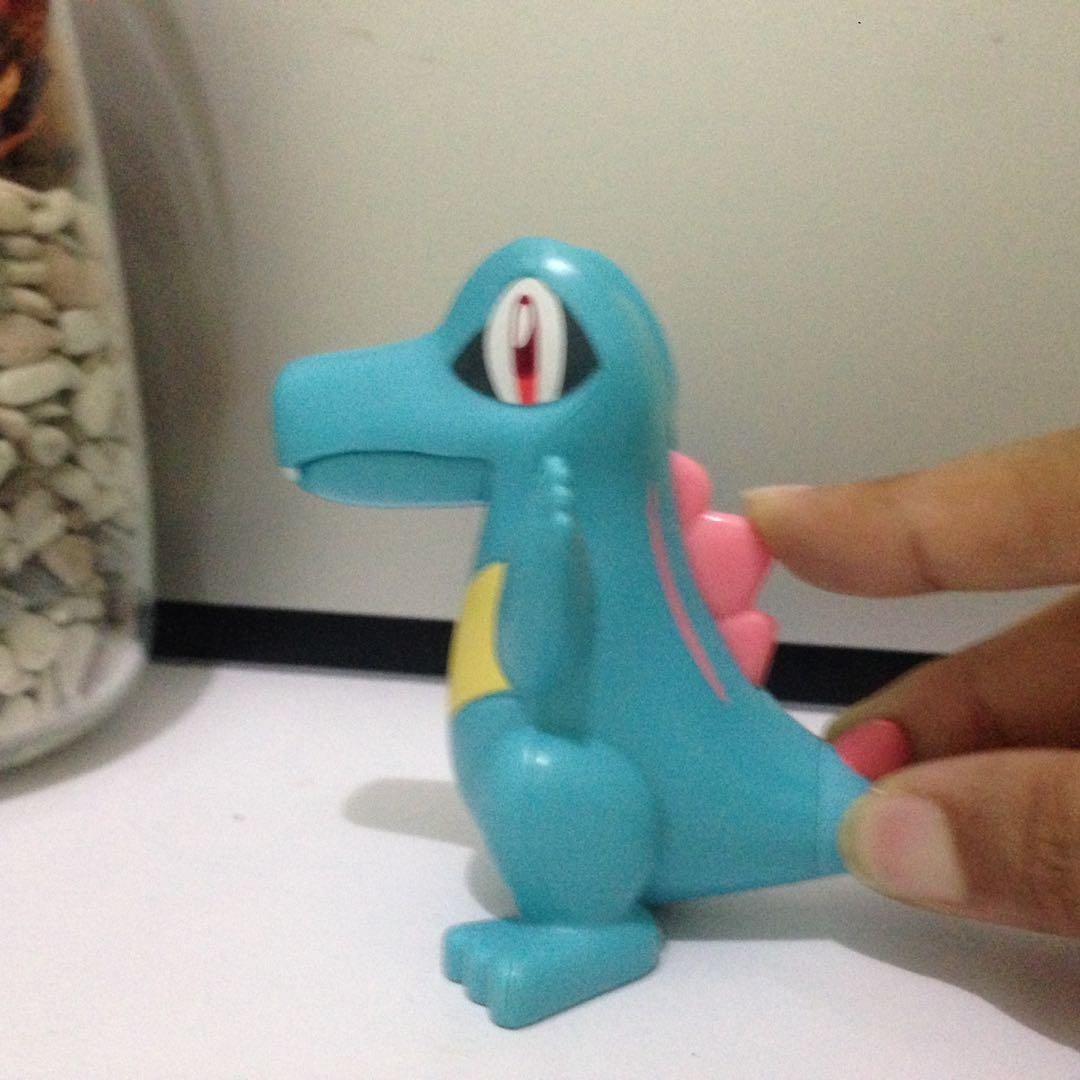 #BAPAU TOTODILE Pokemon Figure