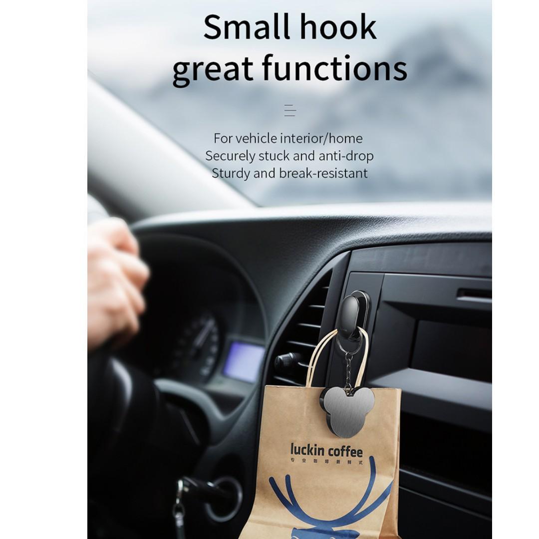Baseus Small Shell Vehicle Hook