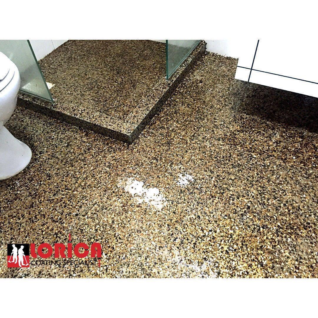Bathroom Package, Toilet Package, Change Tiles, No hacking Required. Epoxy Coating