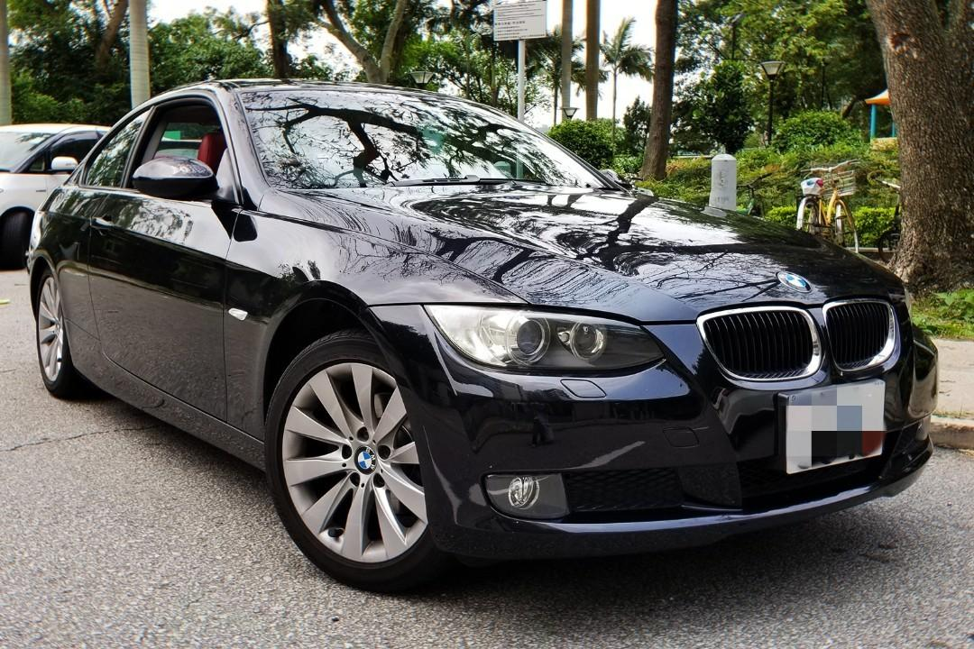 BMW 320I coupe (1991cc) 2008