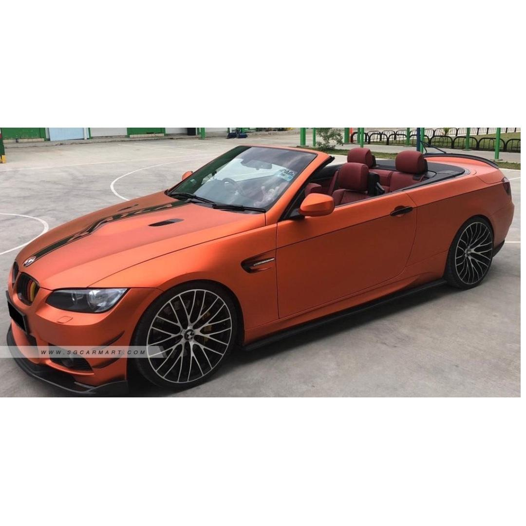 BMW 3 Series Convertible (Racing M3 Body) Long Term Lease : Expats & Company are welcomed!