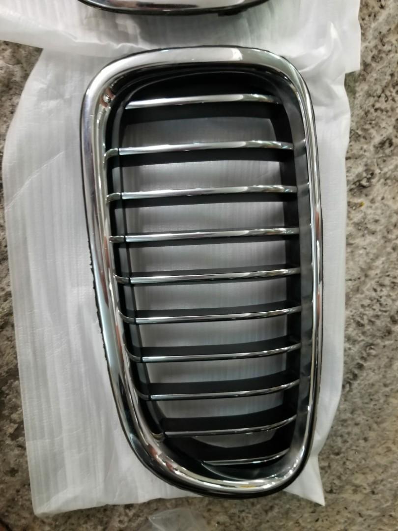 原裝BMW F10 鬼面罩