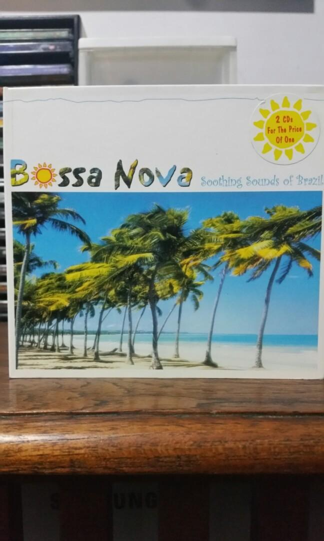 Bossa Nova Brazil music cd on Carousell