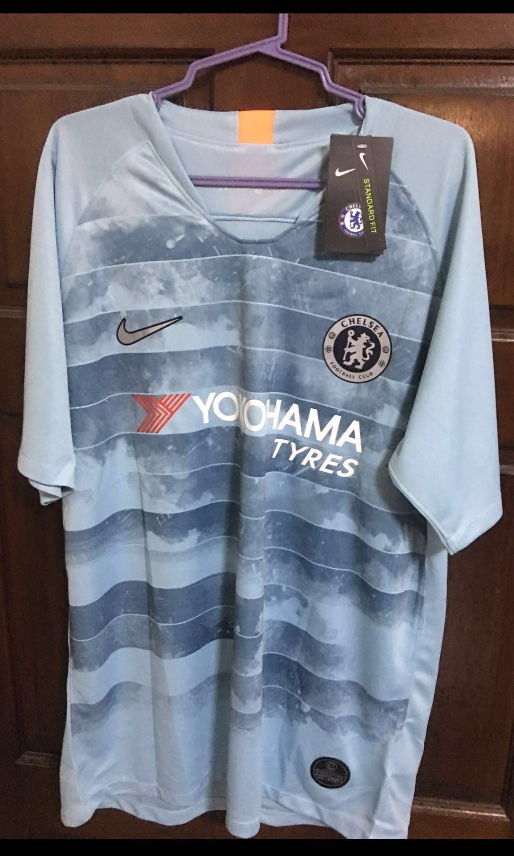 cheap for discount d7265 9c4a6 Brand New With Tag! Chelsea Third Kit 2018/2019 Jersey With ...