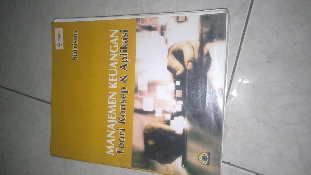 Buku Kuliah (Harga Satuan)