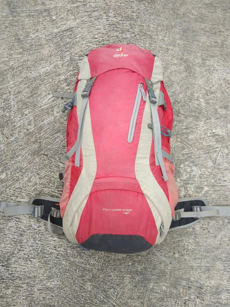 CARRIER DEUTER FUTURA PRO 42 bukan osprey eiger
