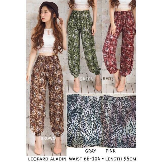 Celana Batik | Aladin pants