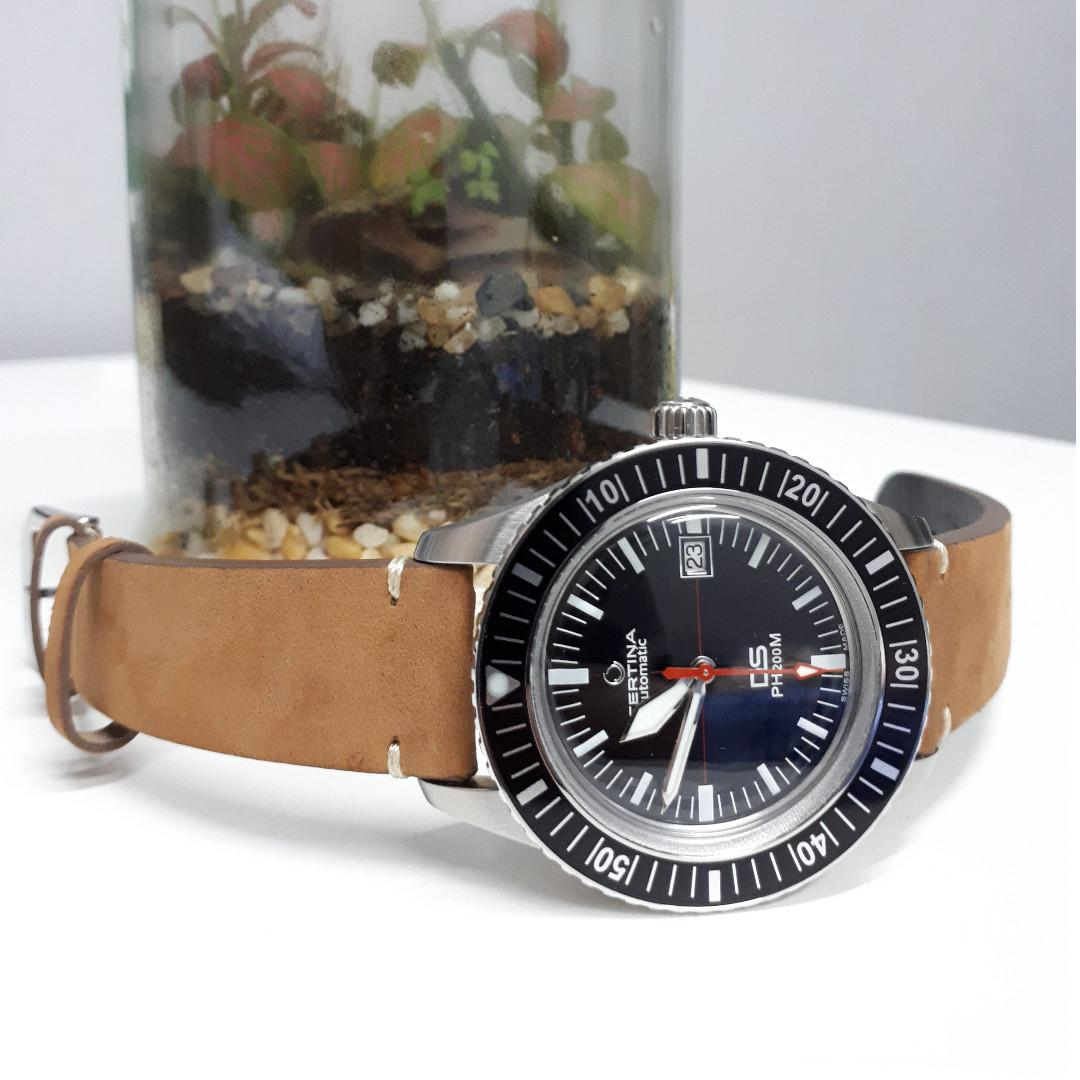 Certina DS PH200M dive watch