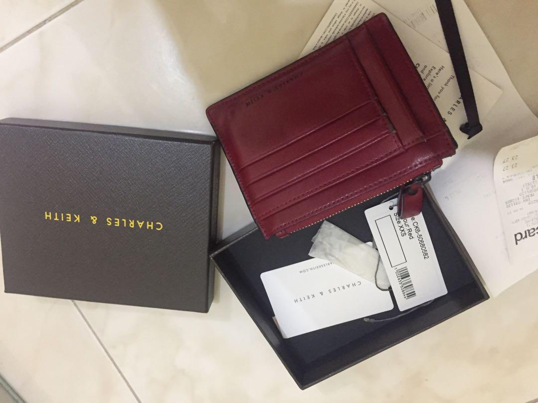 #visitsingapore Charles & Keith mini Wallet