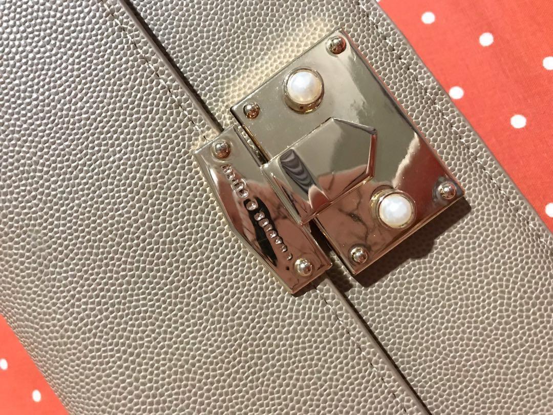 Charles n keith wallet bag