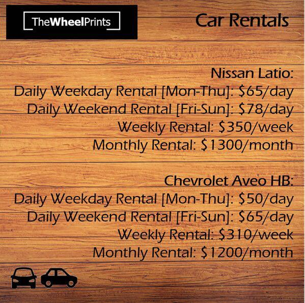 Cheap cars for rent