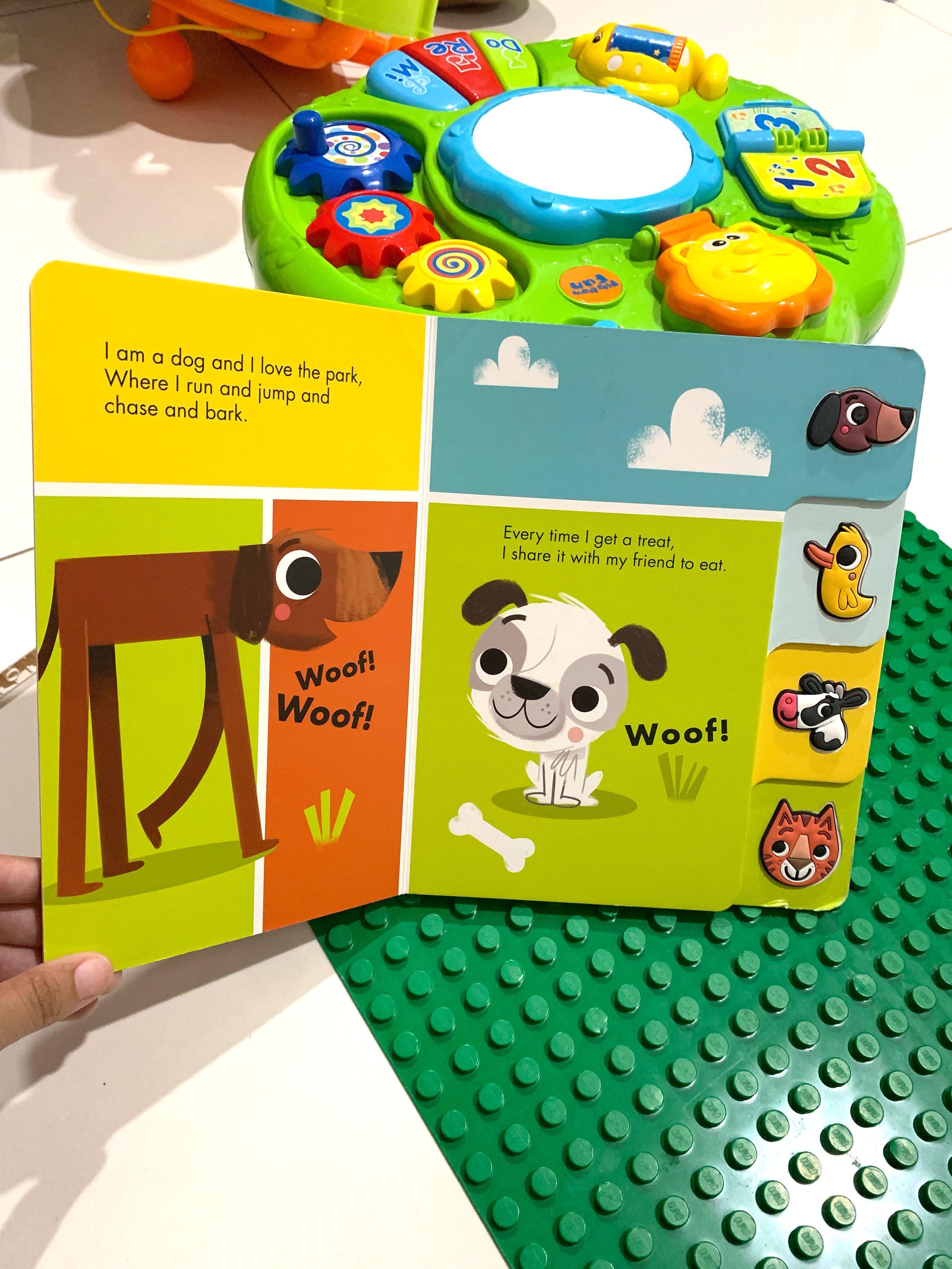 Children book my first animal