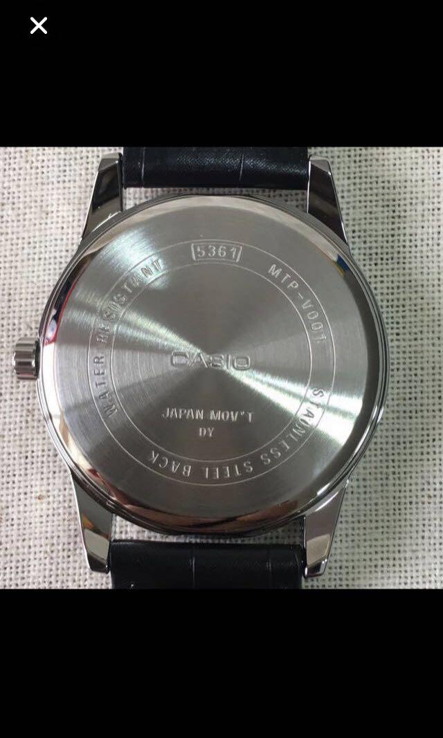 CLEARANCE SALES {Men's Fashion - Watches} Authentic BN Hipster Vintage CASIO Brand Unisex Quartz Wrist Watch