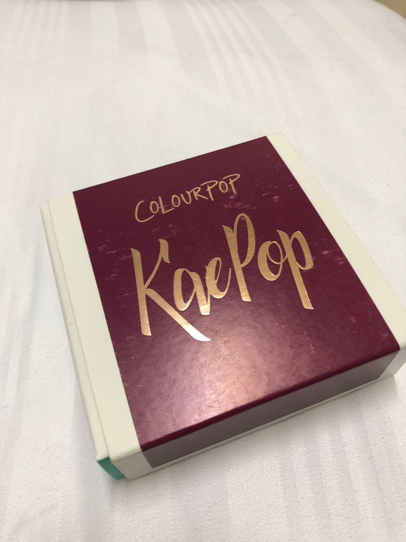 Colourpop Kaepop Eyeshadow