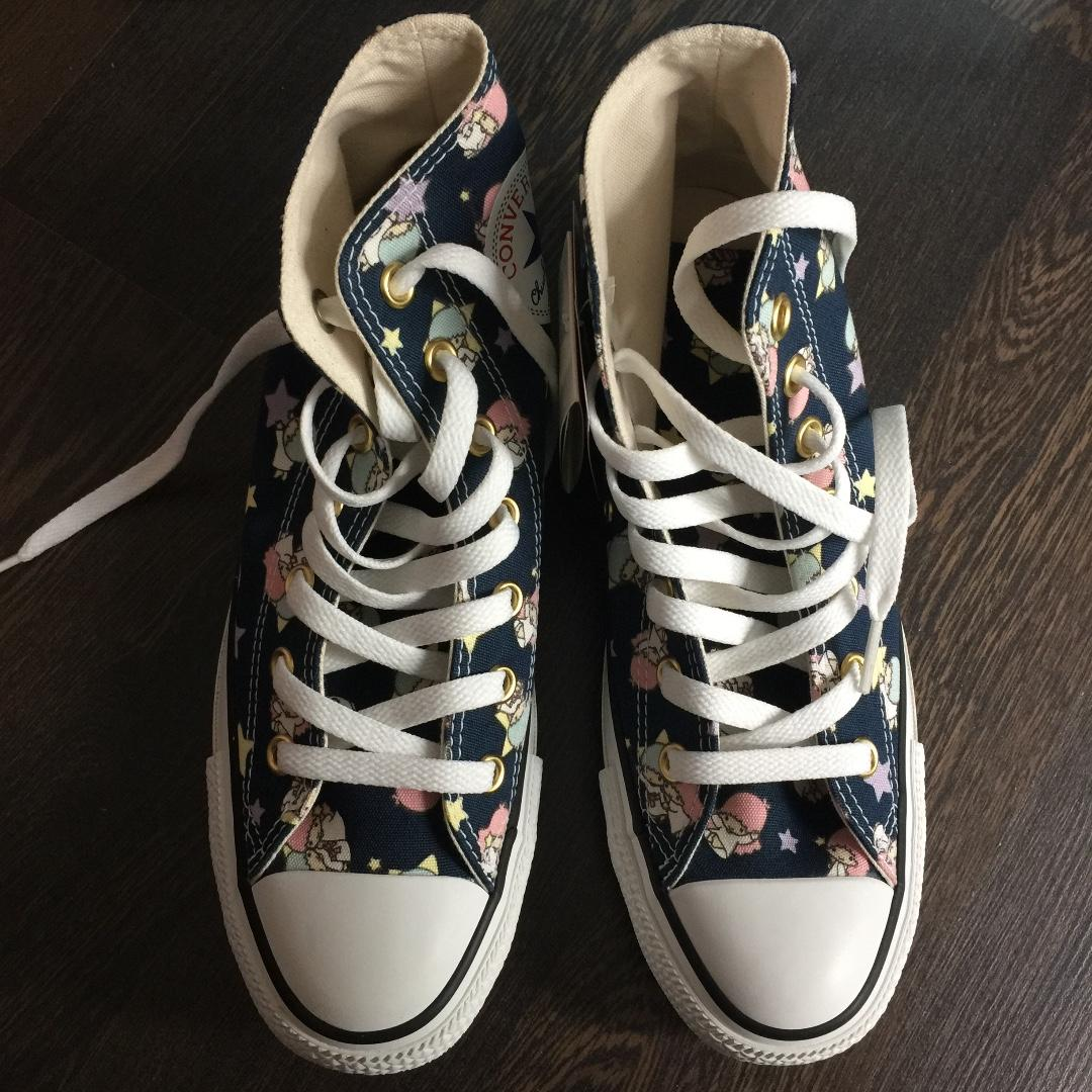 Converse All Stars Kiki & Lala (Little Twin Stars) Sneakers (SOLD OUT)
