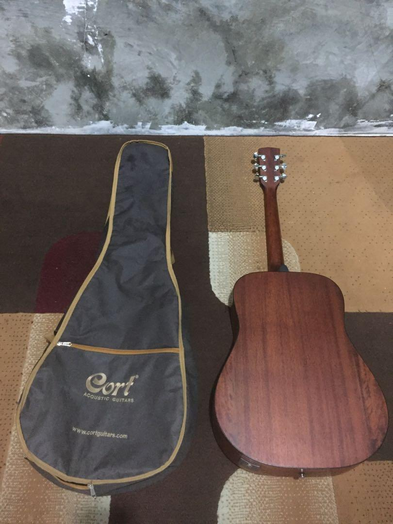 Cort Guitar Acoustic Electric